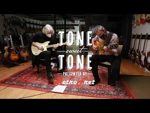 "TONE, SWEET TONE // Jim Campilongo & Luca Benedetti // ""Mona Lisa"""