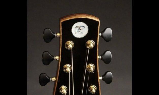 Tim Reede Parlor Guitar by Guitar Gallery