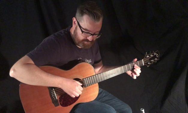 Olson SJ Guitar #687 at Guitar Gallery (SOLD)