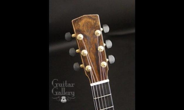 Graf OM Cutaway Guitar by Guitar Gallery