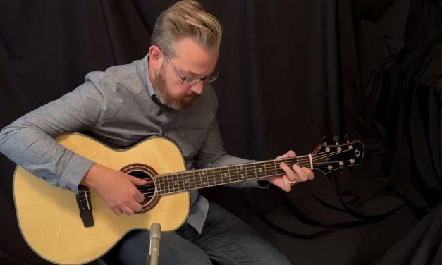 Olson SJ Guitar w German Spruce Top by Guitar Gallery