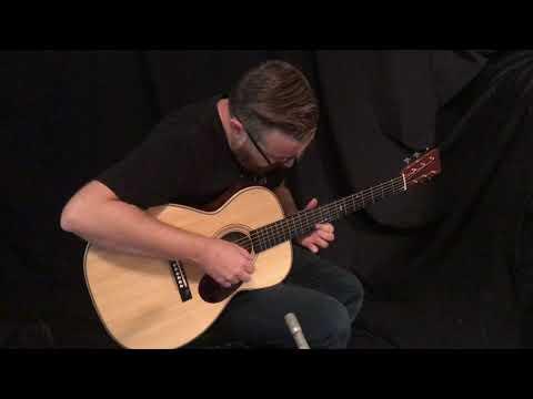 McKnight Highlander Guitar at Guitar Gallery