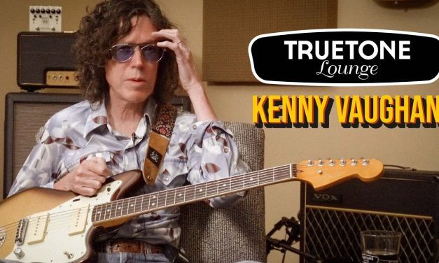 Truetone Lounge   Kenny Vaughan
