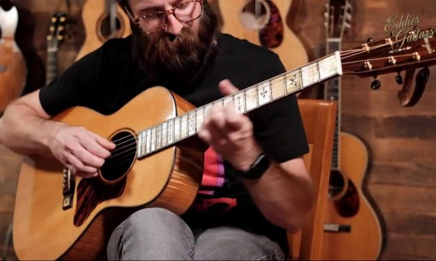 Used Acoustics Livestream with Matthew Chulka